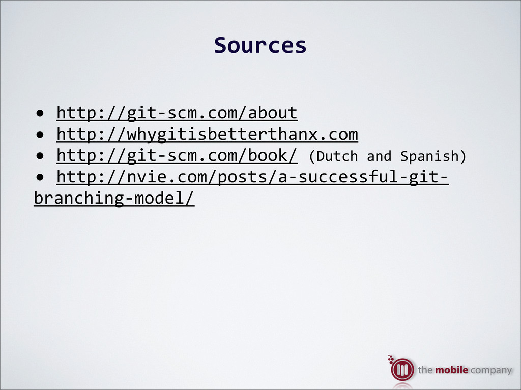 Sources •$http://gitLscm.com/about •$http://why...
