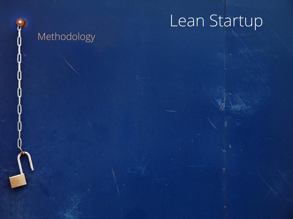 Methodology Lean Startup