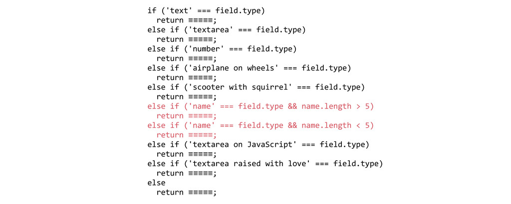 if	