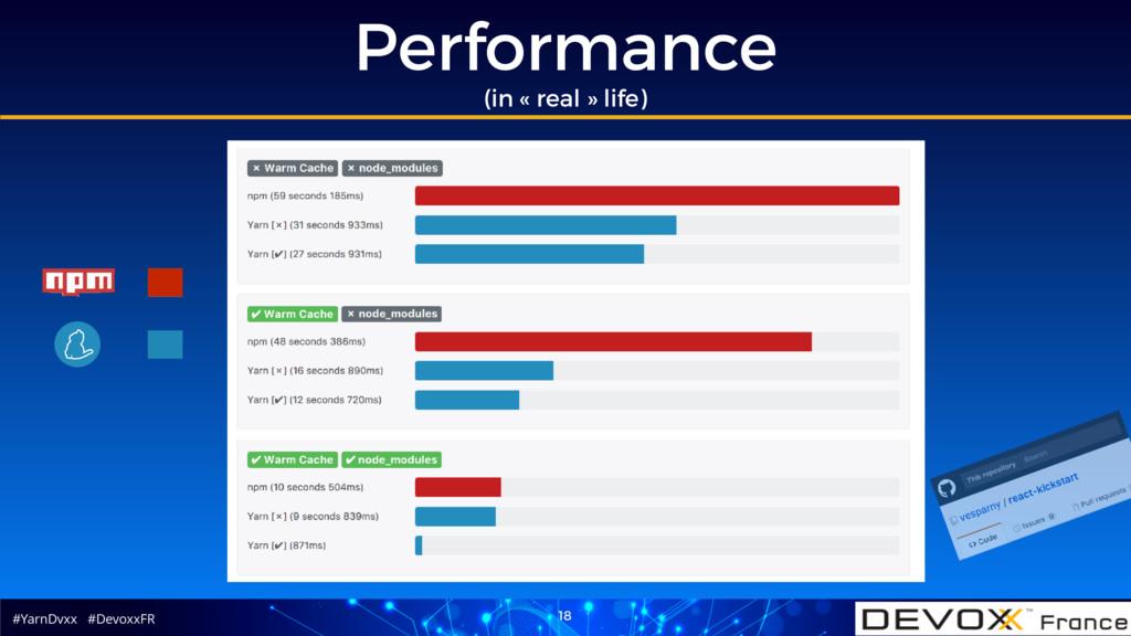 #YarnDvxx #DevoxxFR Performance (in « real » li...