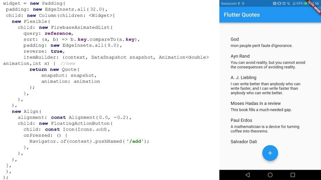 widget = new Padding( padding: new EdgeInsets.a...