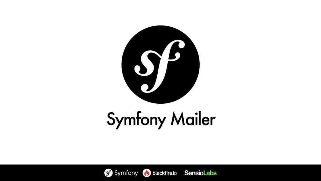 Symfony Mailer