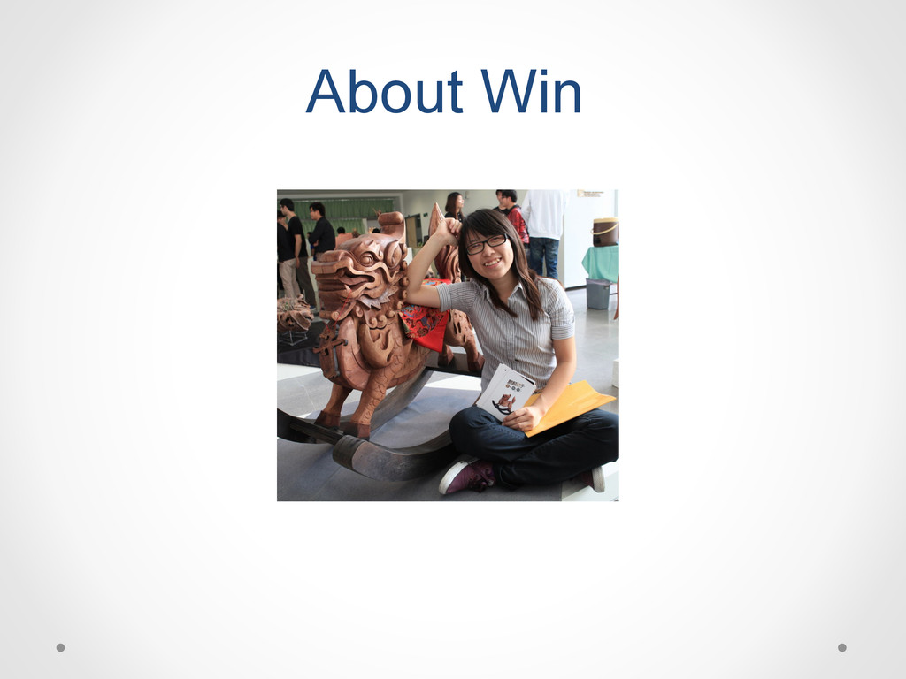 About Win
