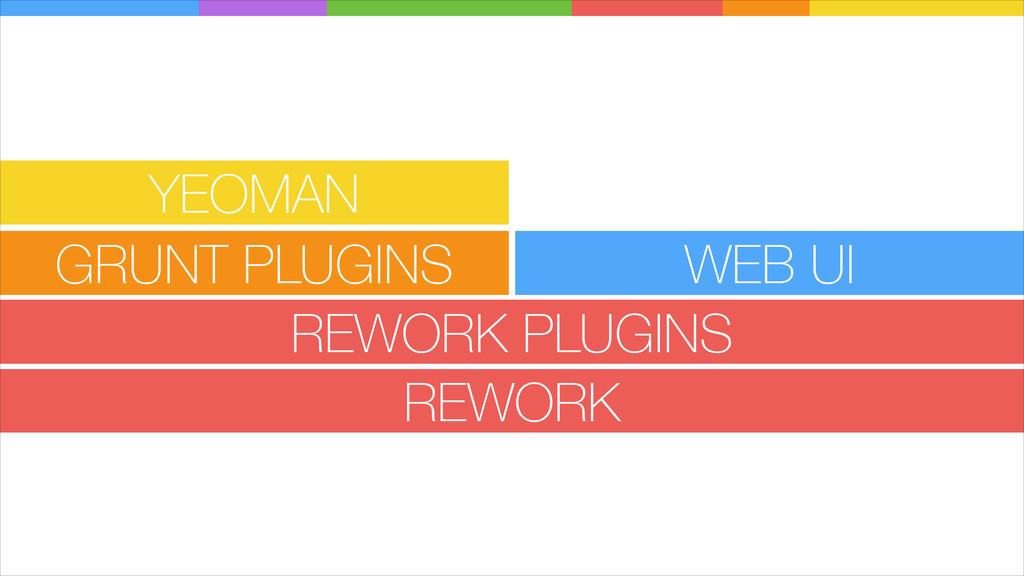 REWORK REWORK PLUGINS GRUNT PLUGINS WEB UI YEOM...