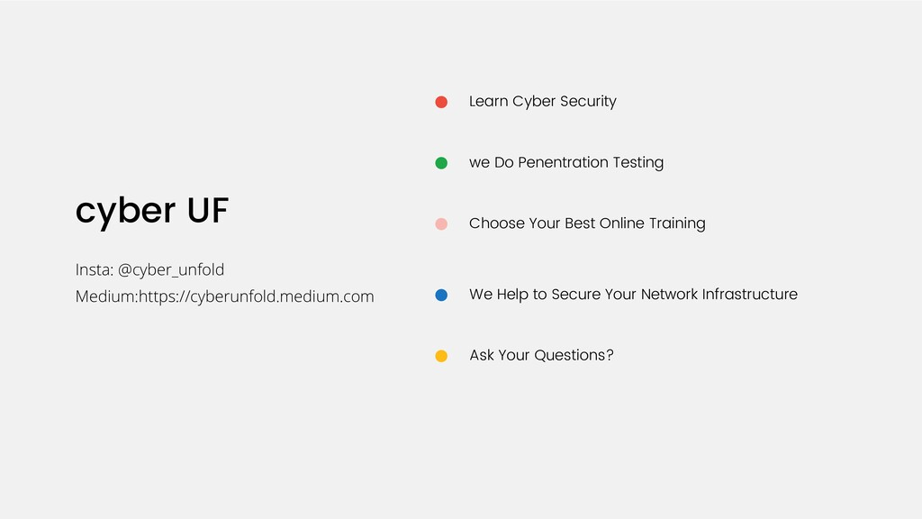 cyber UF Learn Cyber Security we Do Penentratio...