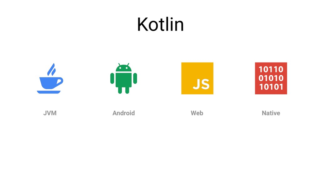 Kotlin Android JVM Web Native
