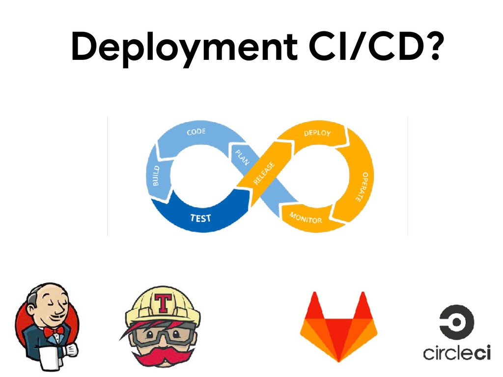 Deployment CI/CD?