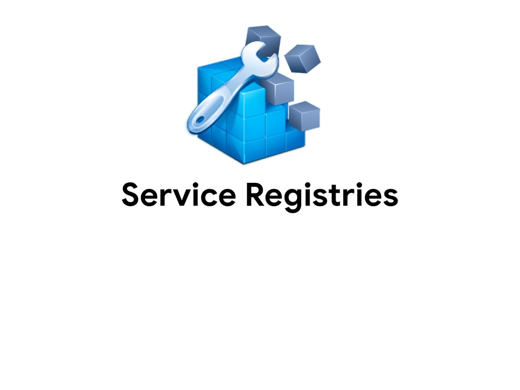 Service Registries