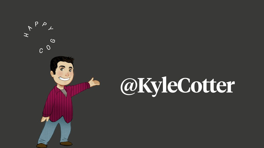 @KyleCotter