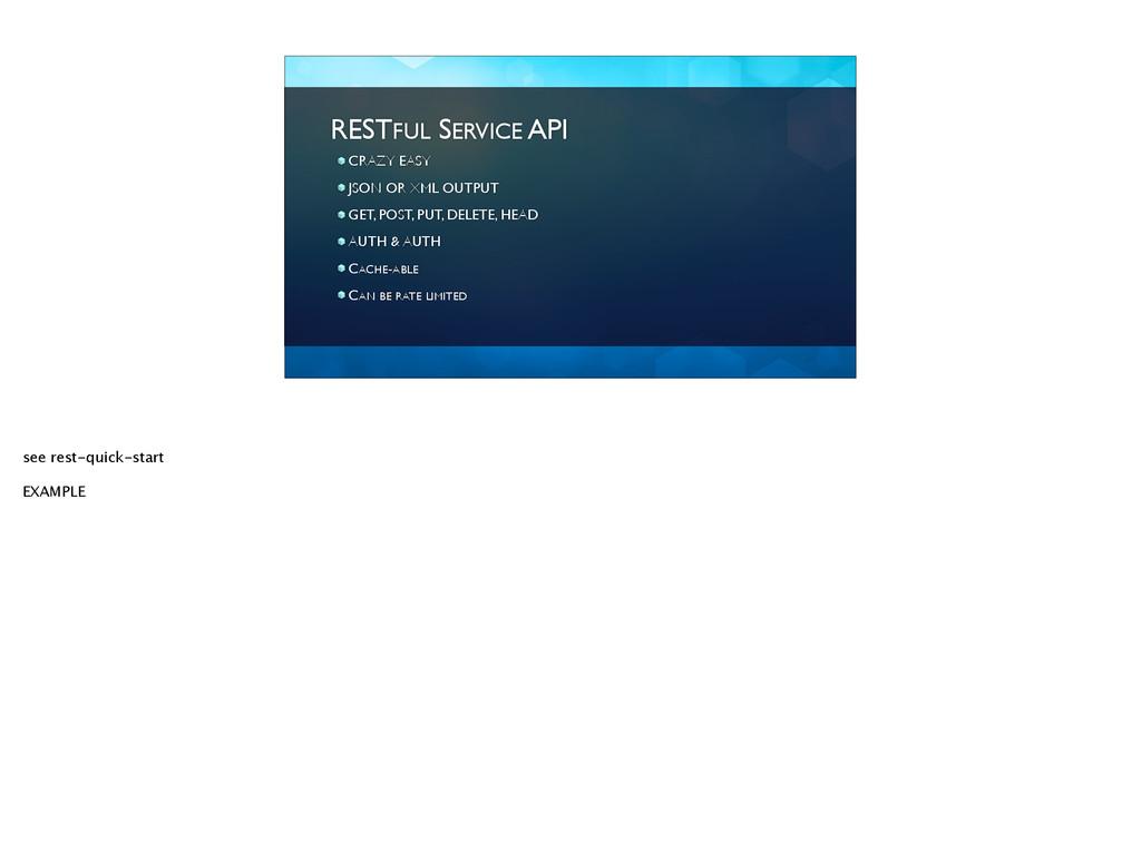 RESTFUL SERVICE API CRAZY EASY  JSON OR XML O...