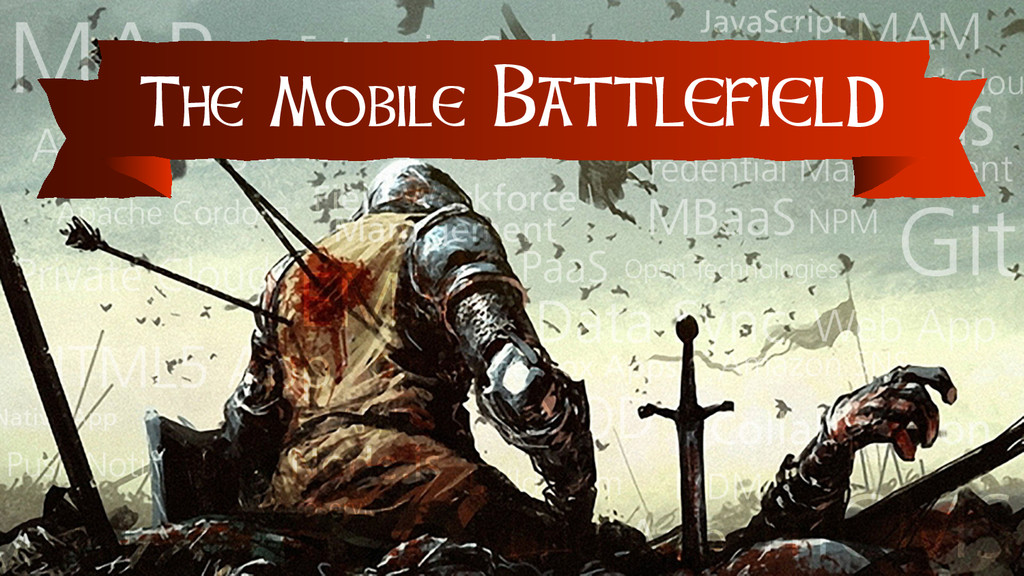 The Mobile Battlefield