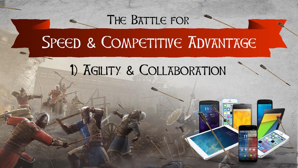 Speed & Competitive Advantage The Battle for 1)...