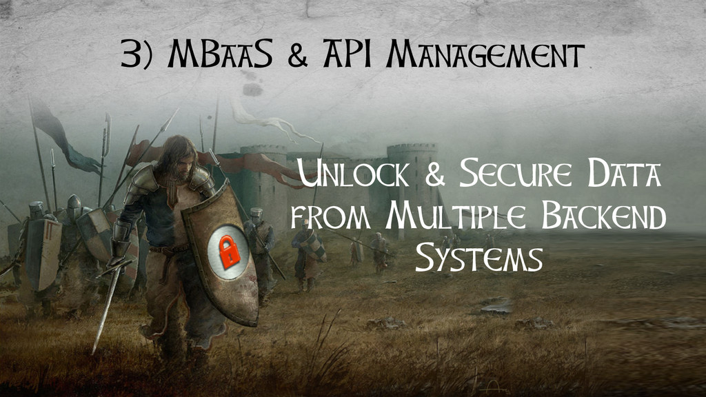 Unlock & Secure Data from Multiple Backend Syst...
