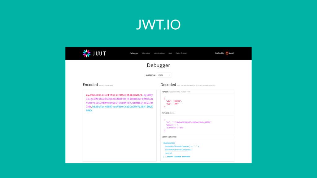 JWT.IO