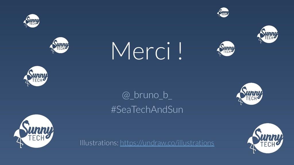 Merci ! @_bruno_b_ #SeaTechAndSun Illustrations...