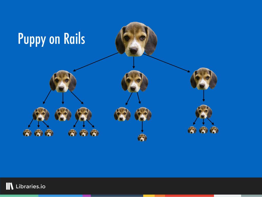 Puppy on Rails