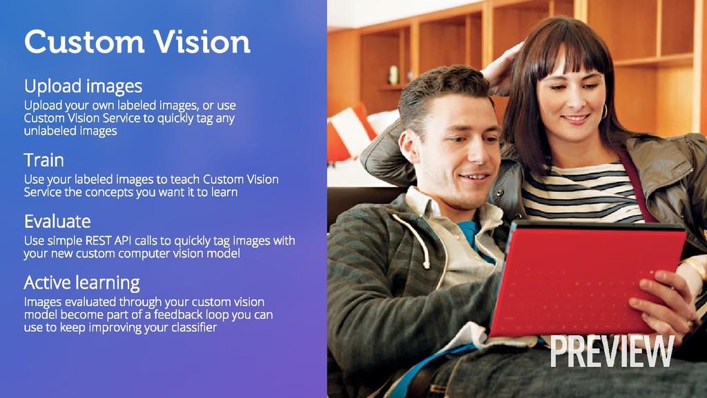 Custom Vision