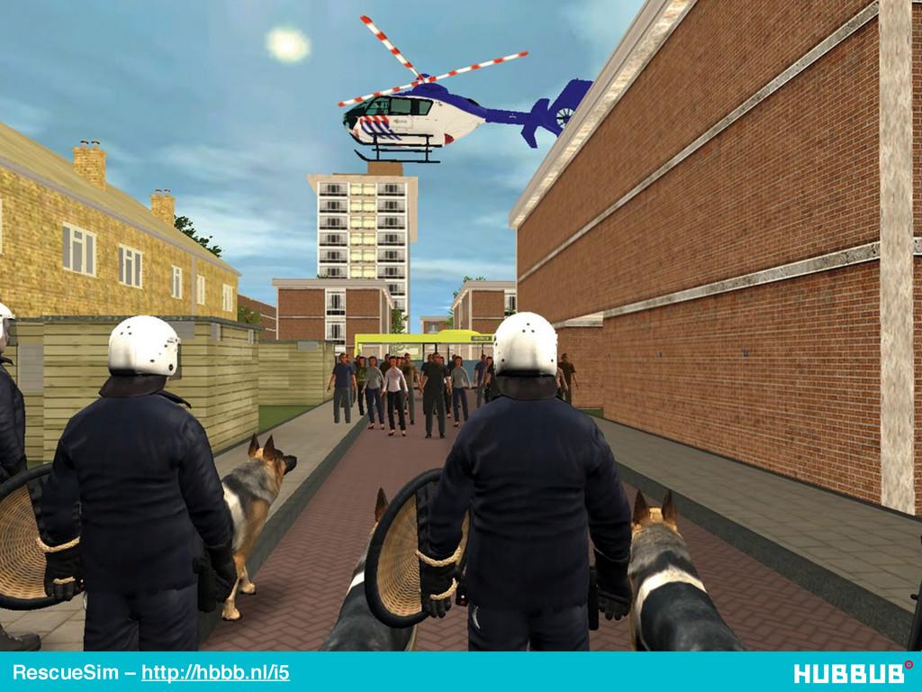 RescueSim – http://hbbb.nl/i5