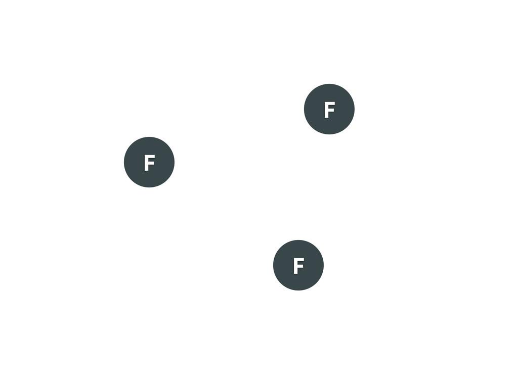 F F F
