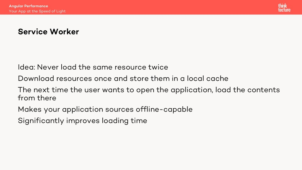 Idea: Never load the same resource twice Downlo...