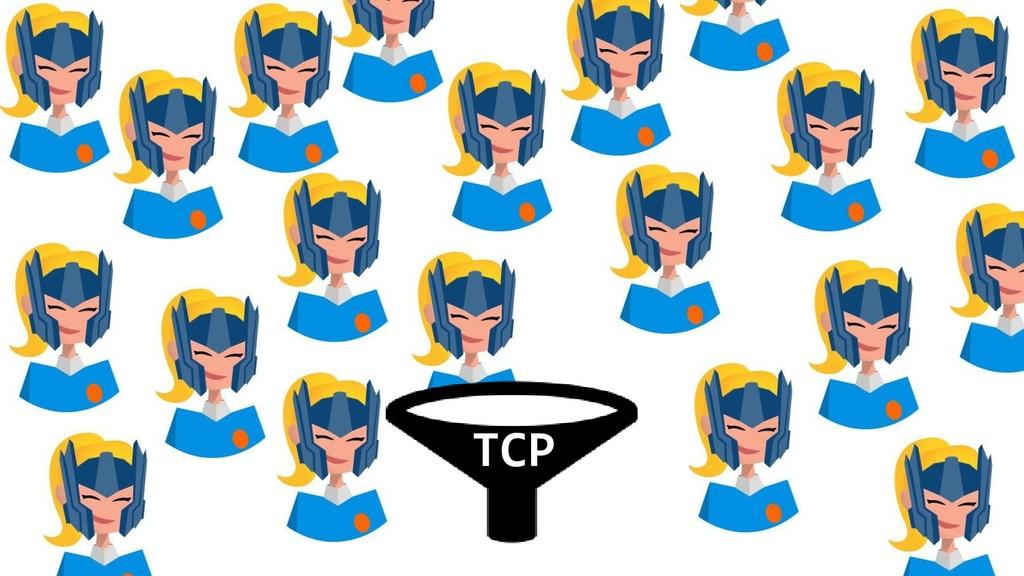 70 @phermens TCP