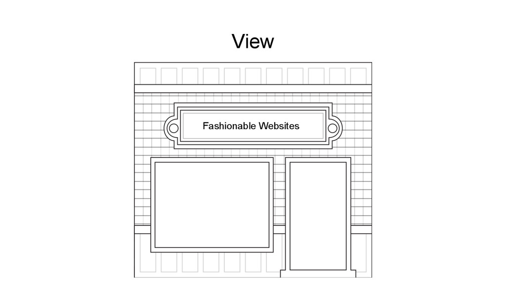View Fashionable Websites