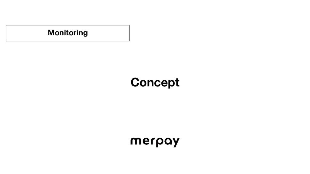 Concept Monitoring