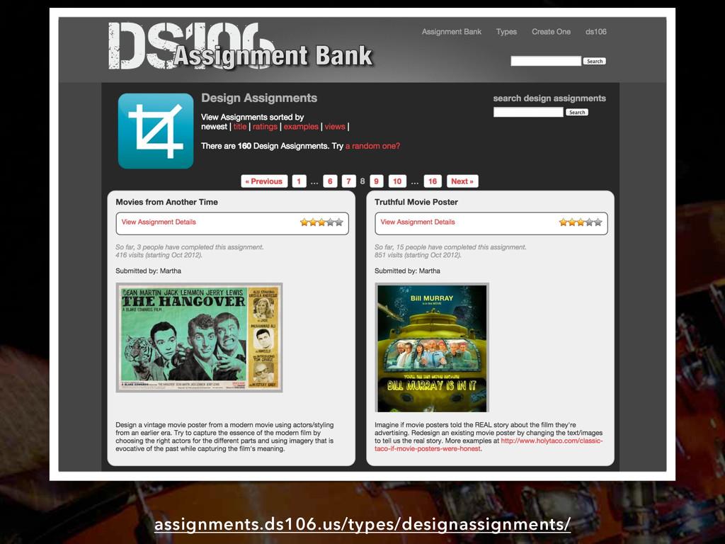 assignments.ds106.us/types/designassignments/