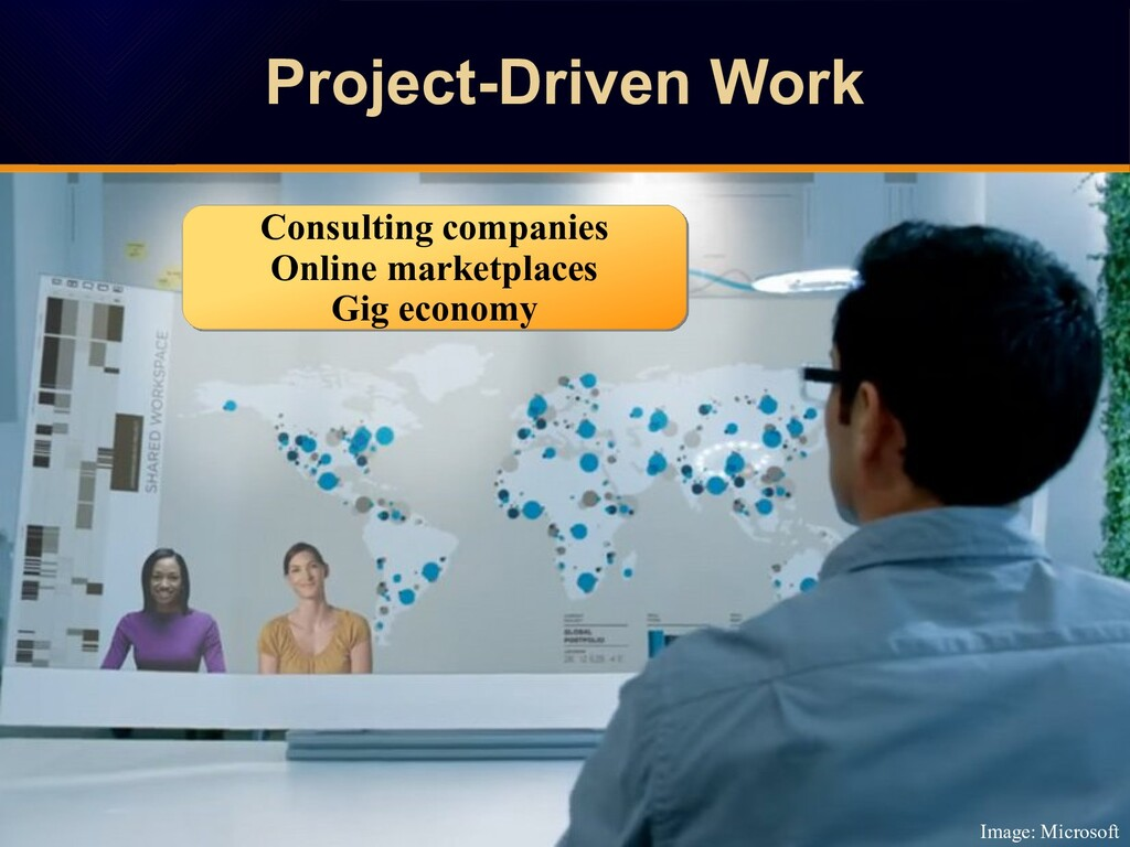 Project-Driven Work Project-Driven Work Image: ...