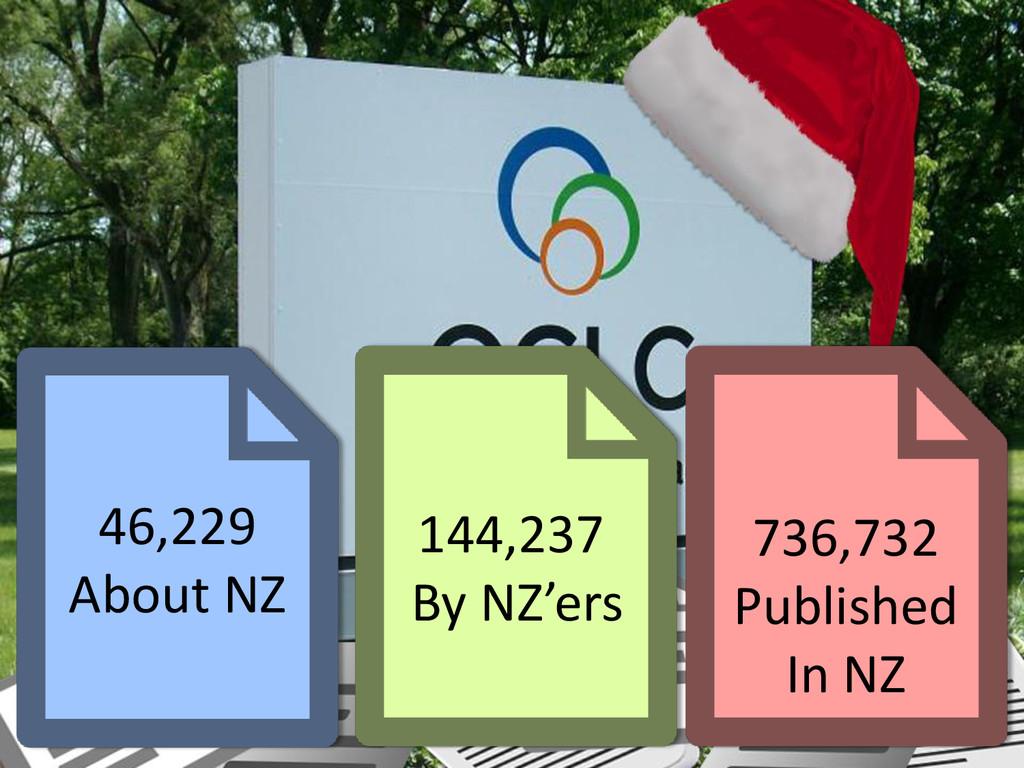 46,229 About NZ 144,237 By NZ'ers 736,732 Publi...
