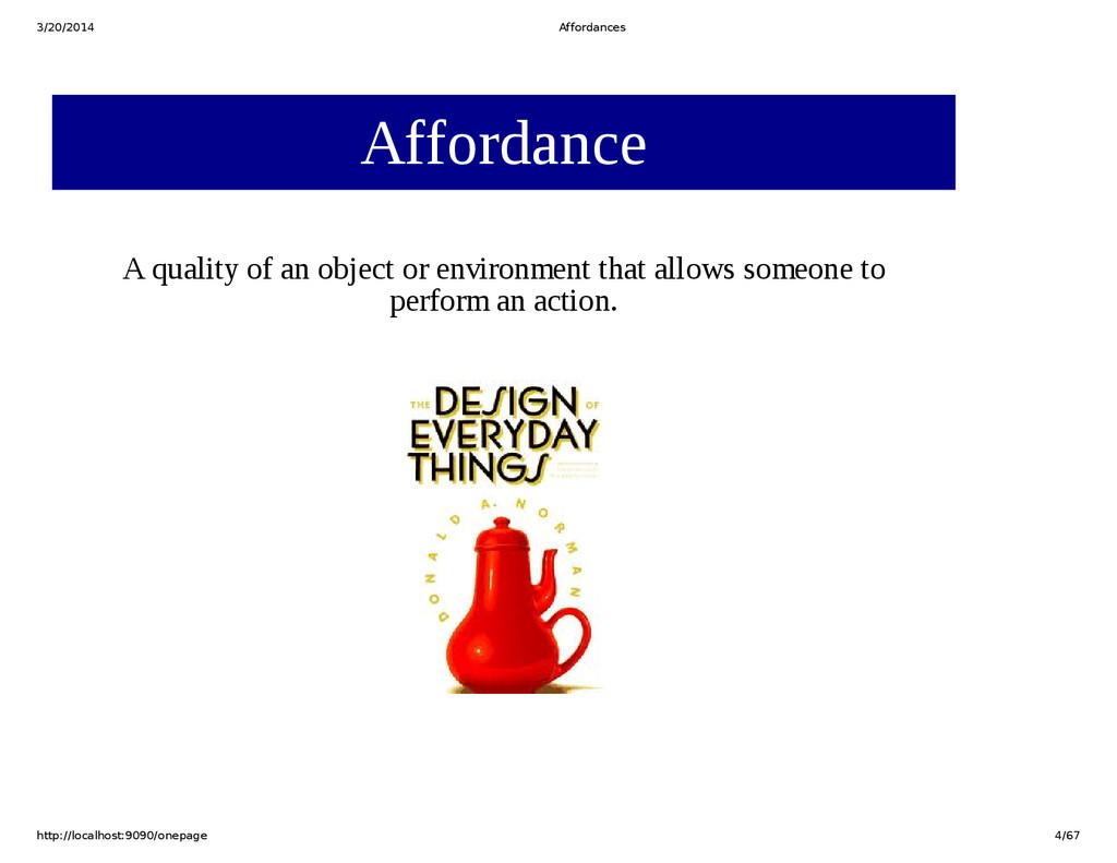 3/20/2014 Affordances http://localhost:9090/one...