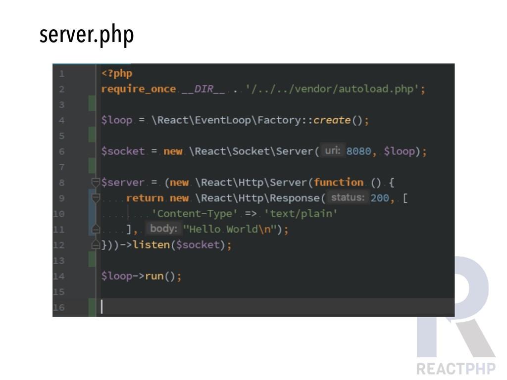 server.php