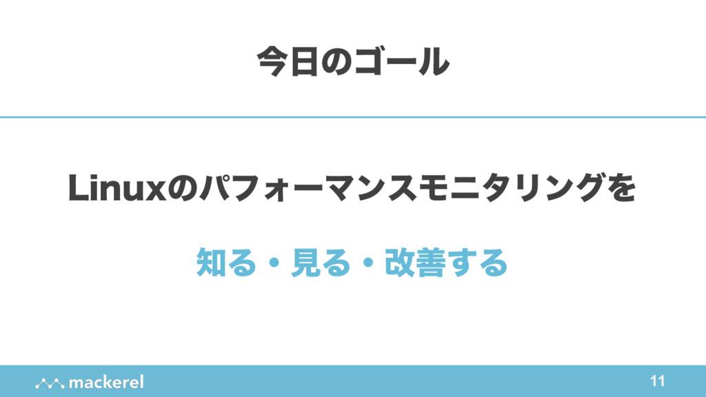 11 -JOVYͷύϑΥʔϚϯεϞχλϦϯάΛ ΔɾݟΔɾվળ͢Δ ࠓͷΰʔϧ