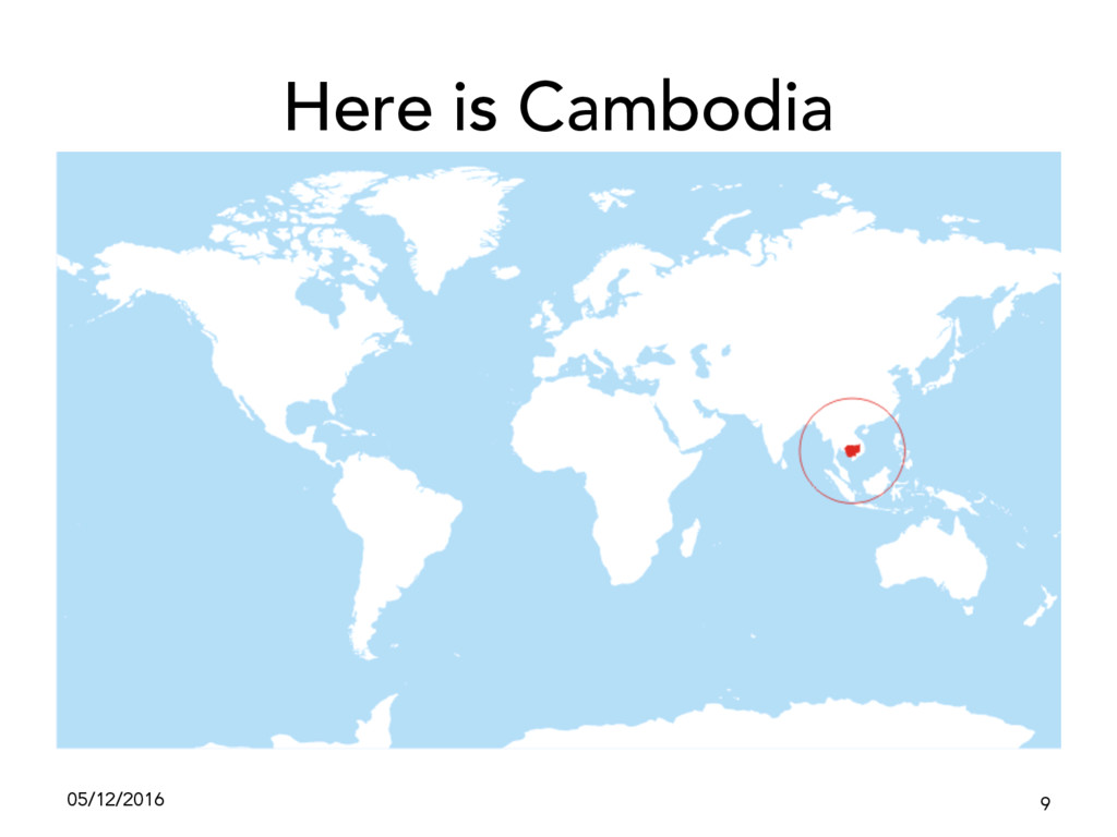 Here is Cambodia 05/12/2016 9
