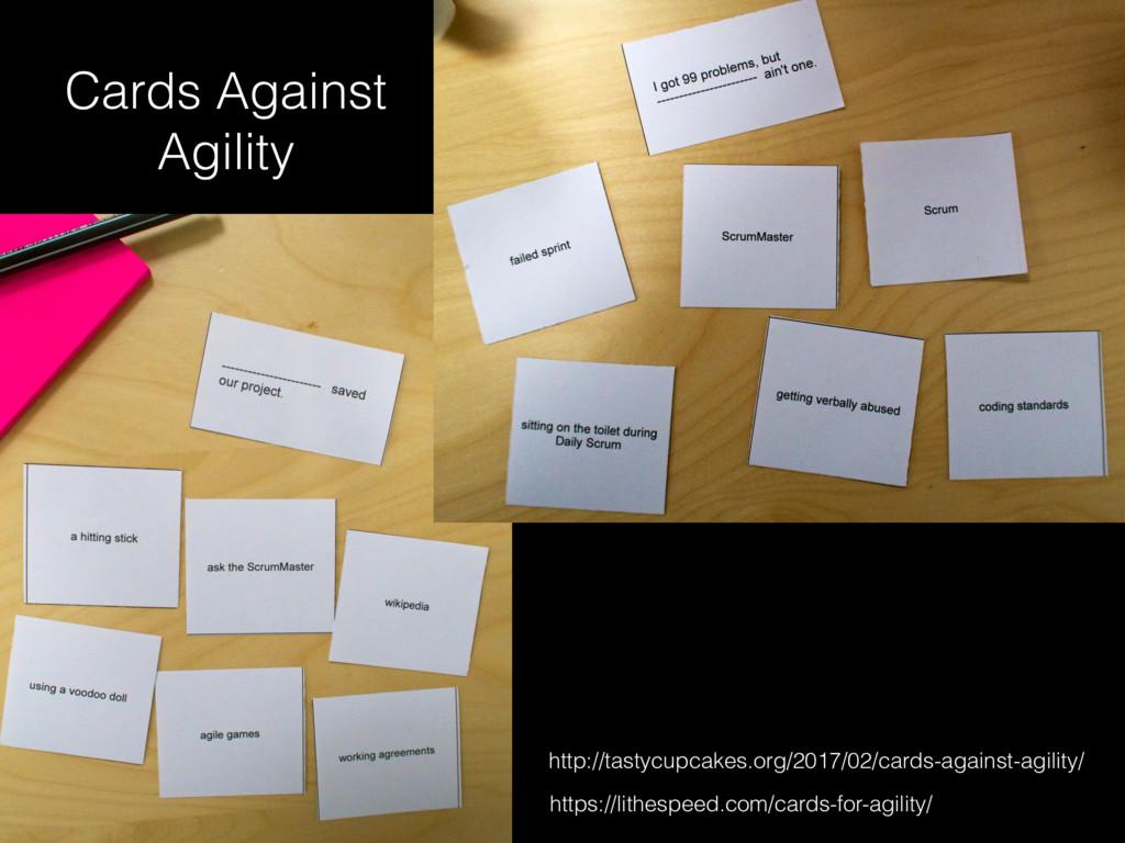 Cards Against Agility http://tastycupcakes.org/...