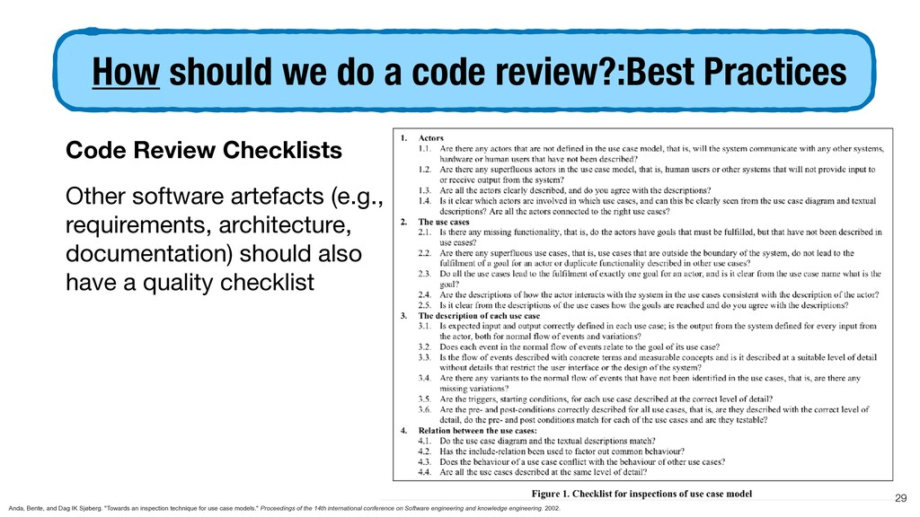 How should we do a code review?:Best Practices ...