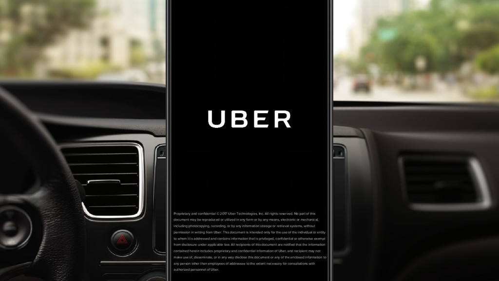 Proprietary and confidential © 2017 Uber Techno...