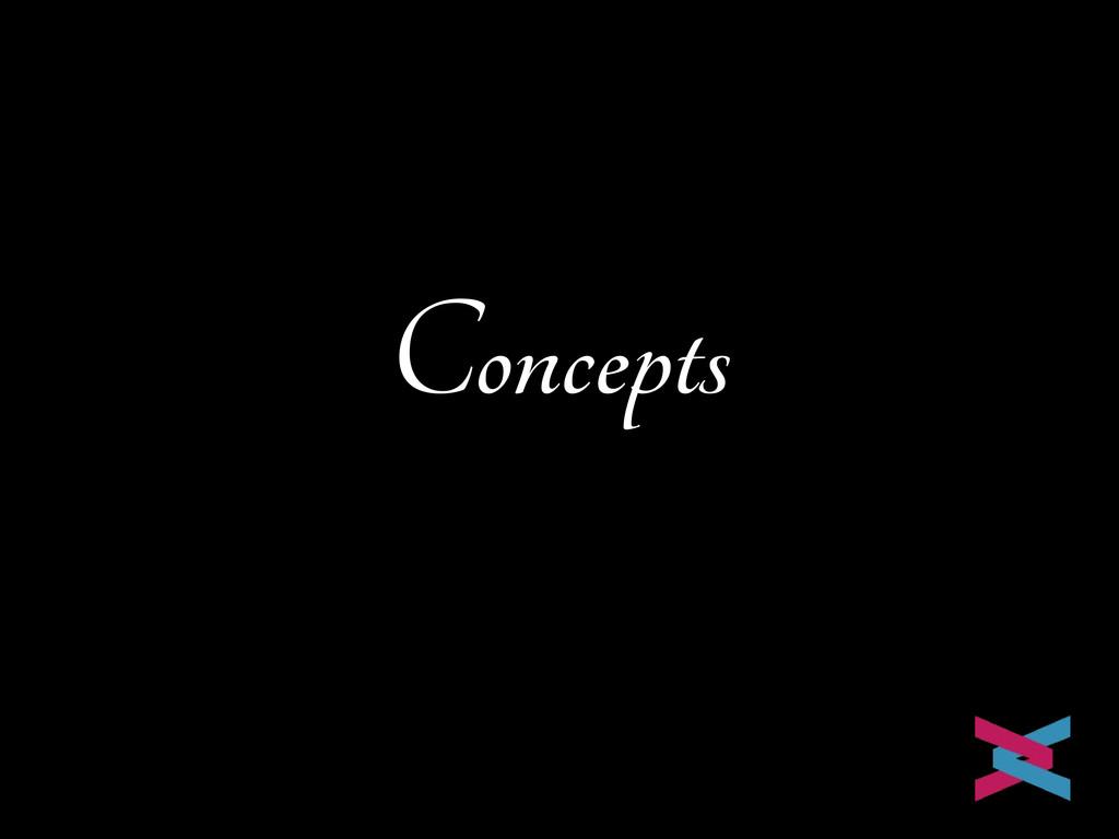Concepts Mike van Riel