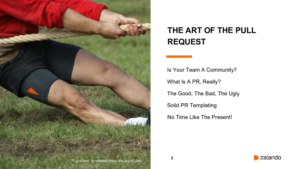 2 Is Your Team A Community? What Is A PR, Reall...