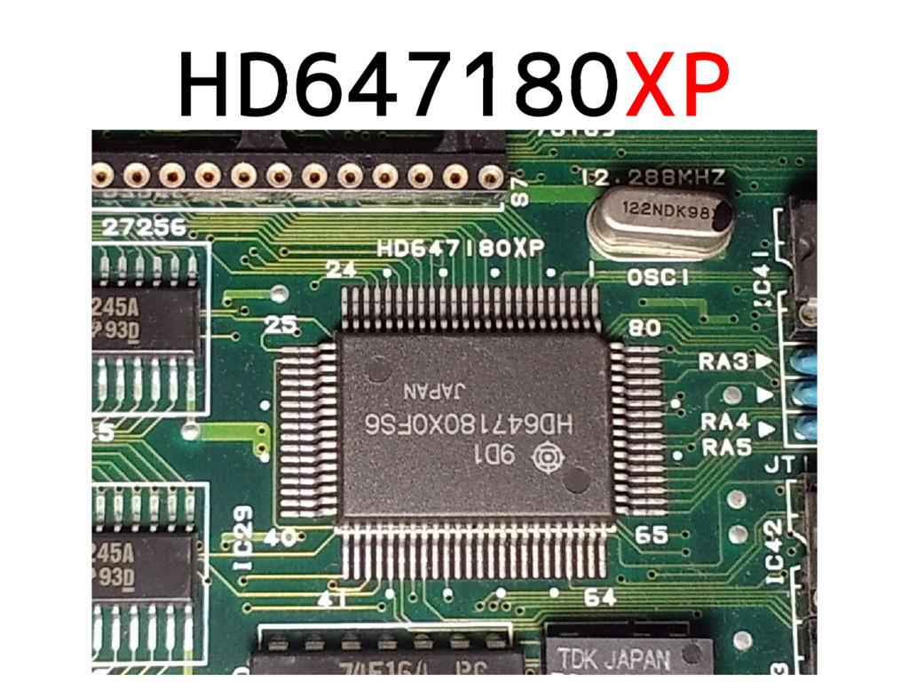 HD647180XP