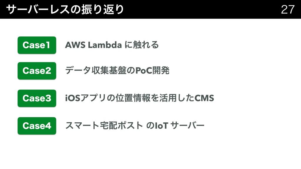αʔόʔϨεͷৼΓฦΓ   $BTF AWS Lambda ʹ৮ΕΔ $BTF σʔ...