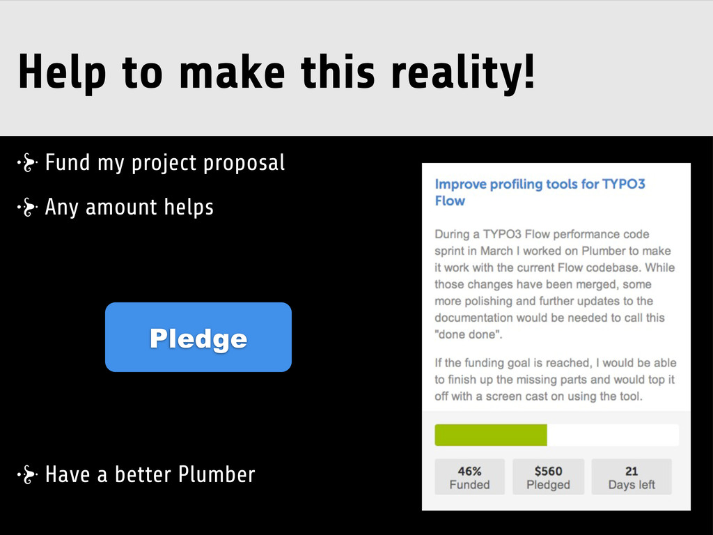 Help to make this reality! Fund my project prop...