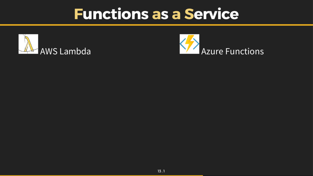 F Functions unctions a as s a a S Service ervic...