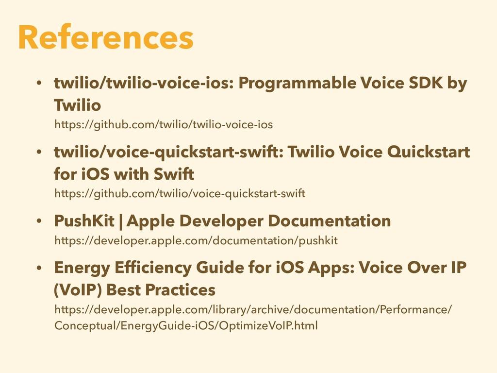 • twilio/twilio-voice-ios: Programmable Voice S...