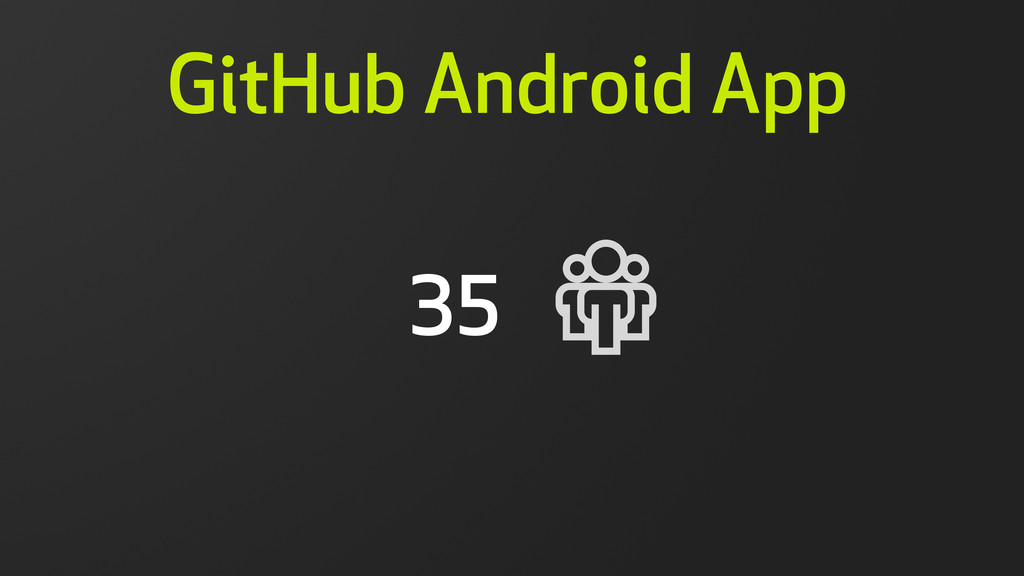 35 GitHub Android App 