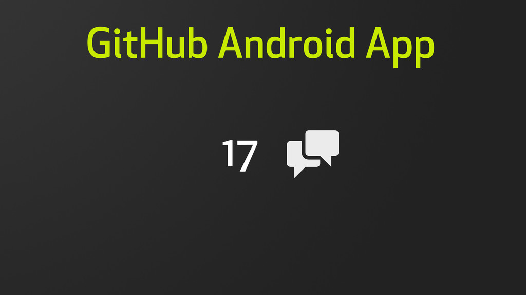 17 GitHub Android App 