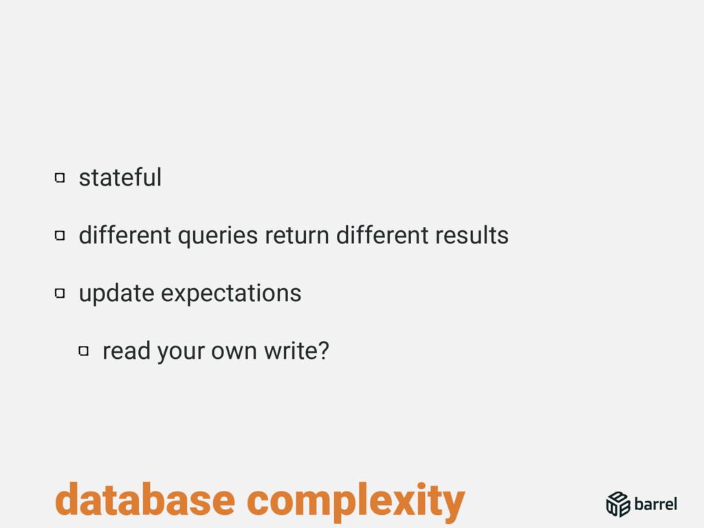 stateful different queries return different res...