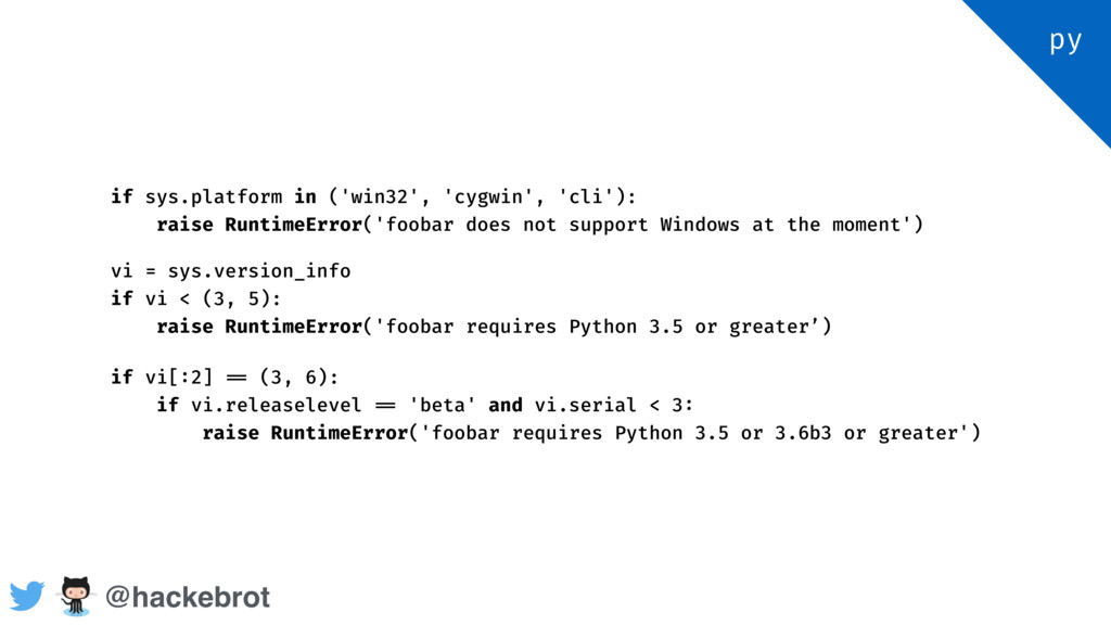 if sys.platform in ('win32', 'cygwin', 'cli'): ...
