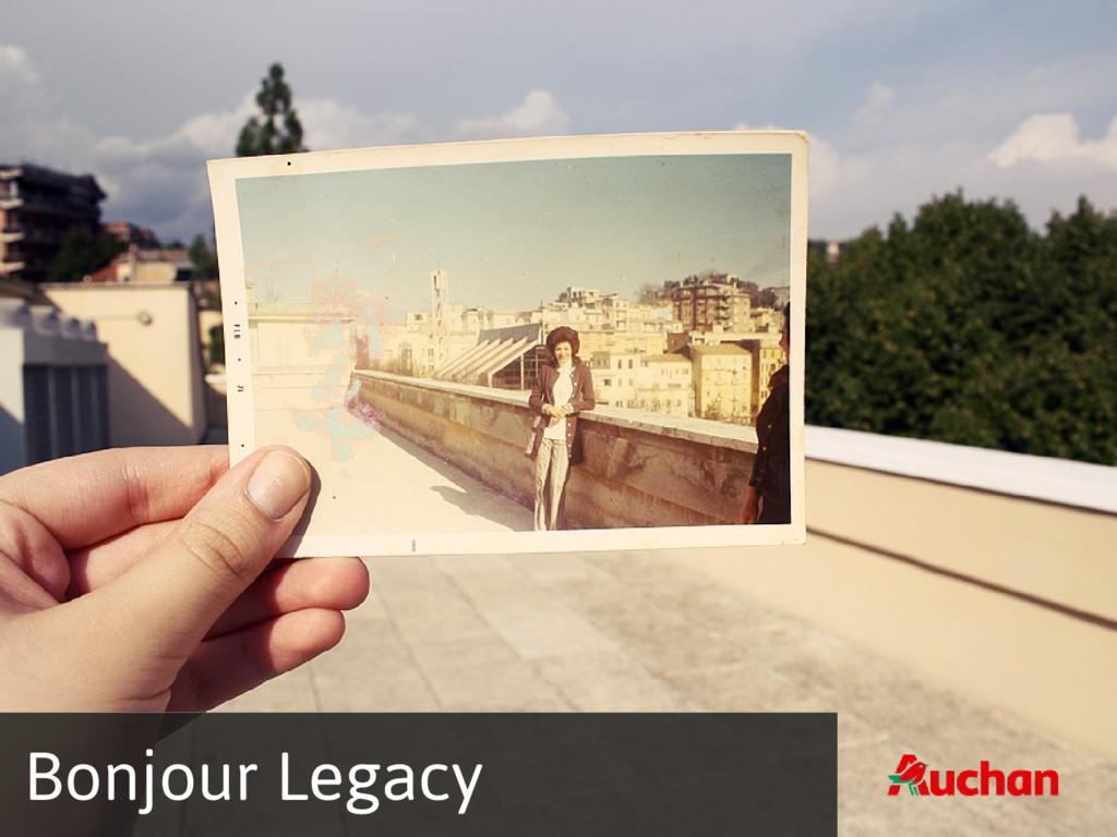 Bonjour Legacy