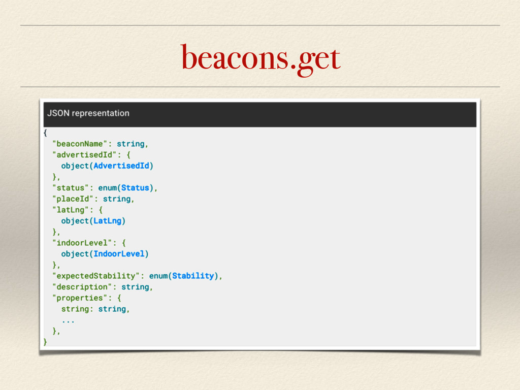 beacons.get
